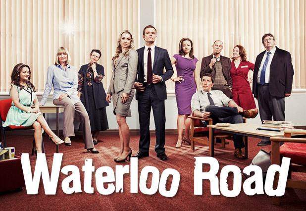 Waterloo Road Series 8 Title